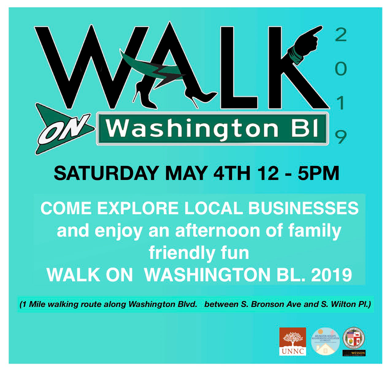 Walk on Washington