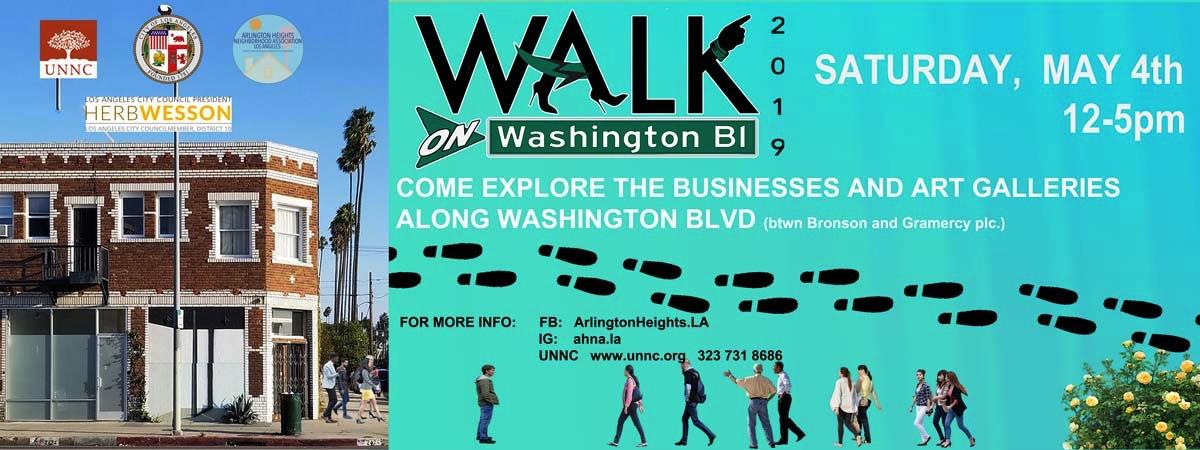 Walk on Washington 2019