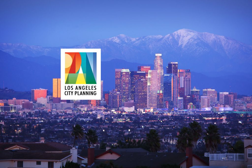 Los Angeles City Planning Logo
