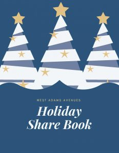 Holiday Share Book & Gathering