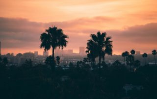 La Skyline Sunset